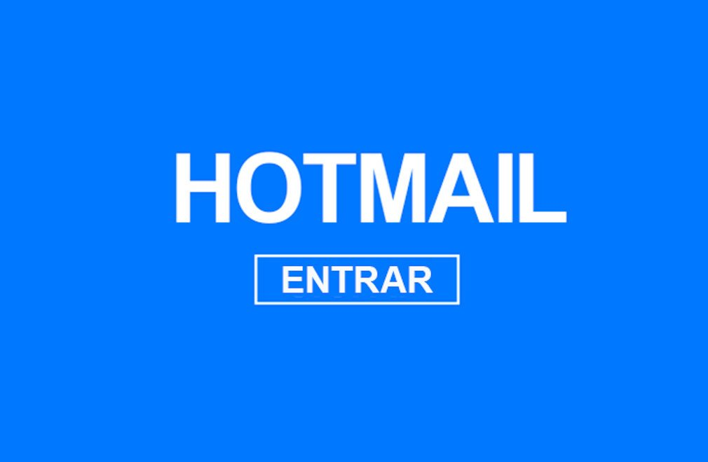hotmail.com entrar facebook