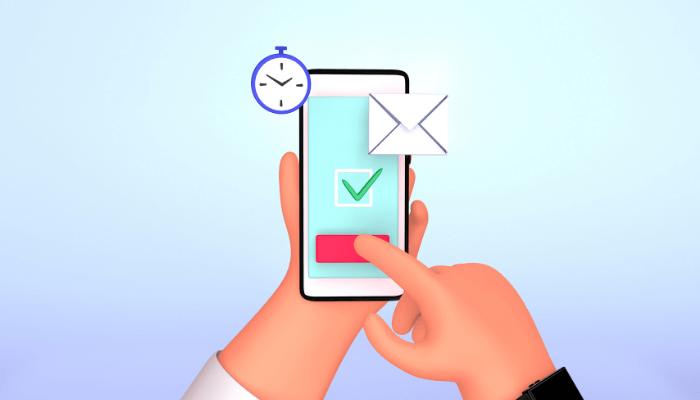 criar email hotmail no celular